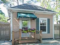 15) Cottage on FH Ave