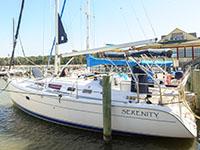 1) Sailboat